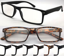 R75 High Quality Reading Glasses/Spring Hinges/Retro Classic Style  ^^^^^^^