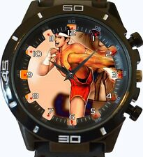 Taekwondo Martial Arts Fighter New Gt Series Sports Unisex Gift Watch
