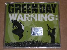 GREEN DAY - WARNING - CD SINGOLO SIGILLATO (SEALED)