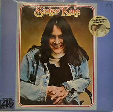 """Kate Taylor - Sister Kate with Poster Atlantic 40202 12 """" LP (W 977)"""