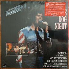 THREE DOG NIGHT Laserdisc Sound Stage Live 1975 TV Concert JAPAN LD OBI