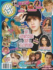 Pop Star magazine Justin Bieber Taylor Swift Demi Lovato Taylor Lautner Posters
