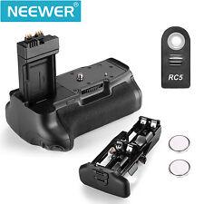 NEEWER Empuñadura de Batería para Canon EOS 550D 600D 650D 700D