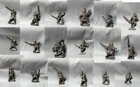 (Bma) Old Citadel Games Workshop Fantasy Battle Norses - Multilist 1-