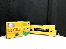 Vintage Cameras Lot - Le Clic Kodak Extralite Yellow Cameras 2