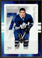 Canada #2788 Great Canadian NHL Defensemen Tim Horton Souvenir Sheet MNH
