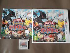 SUPER POKEMON RUMBLE ( 3DS - NINTENDO ) COMPLET