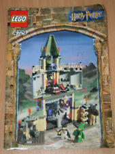 Harry Potter LEGO Instruction Media
