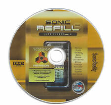 Sonic Reality Refills GOLD BUNDLE Volumes 1-20 for Propellerhead REASON v3, 4, 5