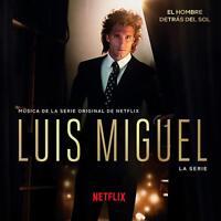 Musica De La Serie Original De Netflix - Luis Miguel La Serie CD Sealed ! New !