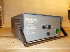 Olympus Corporation Helioid High Intensity Light Source Als-6250U
