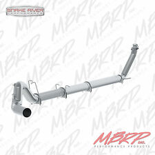 "MBRP 5"" EXHAUST FOR 98-02 DODGE RAM CUMMINS DIESEL 5.9L NO MUFFLER STRAIGHT PIPE"