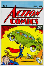 ACTION COMICS #1 VF-NM *1ST SUPERMAN* RARE 10-CENT 54TH ANNIV REPRINT 1938-1992