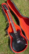 Gibson Melody Maker All American rat rod black with tremolo and hard case 1996