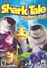 Shark Tale Fintastic Fun PC Games - BRAND NEW!! FREE SHIPPING!!