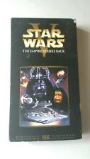 Star Wars The Empire Strikes Back, Collectible VHS, 20th Century Fox, Lucasfilm