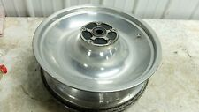 02 Harley Davidson VRSCA V-Rod VRod rear back wheel rim
