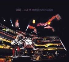 MUSE Live At Rome Olympic Stadium CD/DVD BRAND NEW NTSC Region ALL