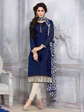 Kameez Salwar Indian Pakistani Suit Dress Designer Wear Stitched New Shalwar