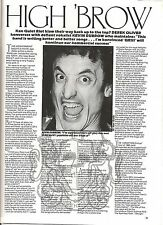QUIET RIOT Kevin 'high brow' UK ARTICLE / clipping 1986