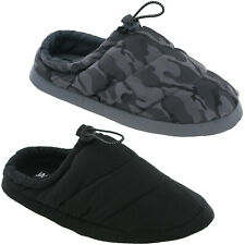 Jack & Jones Slippers JFWFloyd Mens Slip On Nylon Padded Durable Mule Shoes