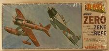 "Japan Mitsubishi A6M2 Zero ""Zeke"" or ""Rufe, 1/72 Jo-Han 105:100, airplane model"
