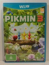 Preowned Pikmin 3 (Wii U, PAL, AU)