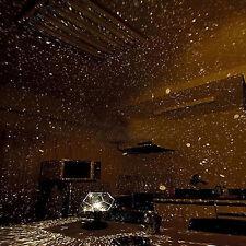 Romantic Planetarium Astro Star Laser Projector Home Night Light Children Gift