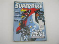 Superbike Magazin Super Bike Juli 2000 00 GSX-R750 Ducati 750SS GSX600F ZZ-R600