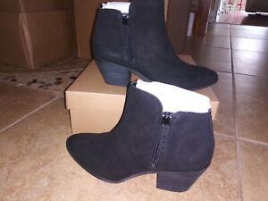 NEW $119 Womens Frye Shoes Jacy Zip Bottie Boots, size 9