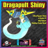 DRAGAPULT Ultra Shiny | Competitive Battle Ready | 6IV | Pokemon Sword Shield