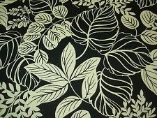 "~Bty~Pkl Studio~""Terrarium"" Leaves Cotton Upholstery Fabric For Less~"