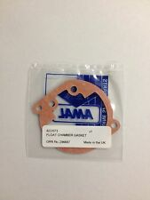 TRIUMPH Amal  Concentric  float bowl gasket 930, 928, 932, 626 1967-1978