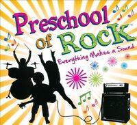 Everything Makes a Sound [Digipak] by Preschool of Rock (CD, Dec-2012, CD Baby (