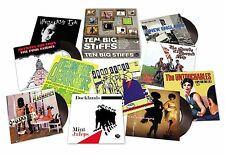 "Ten Big Stiffs, Stiff Records, Razor & Tie, Limited Edition 7"" Box Set"