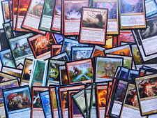 XXX 100 rares inglese varie edizioni Magic the Gathering MAX 4 EXC-MINT XXX