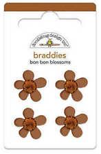 NEW DOODLEBUG DESIGNS BON BON BLOSSOM BRADDIES