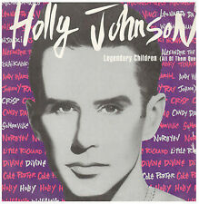 HOLLY JOHNSON - Legendary Enfants (à l' Of Les Queer) - Club Tools