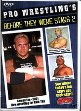 Pro Wrestling's Before Stars 2 DVD SEALED Pre WWE TNA