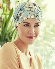 Christine Headwear Turban SHAKTI - Oriental-Flowers 1418-0592 PAÑUELO ONCOLÓGICO