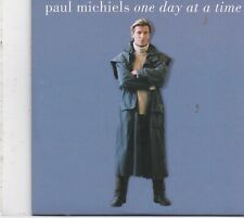 Paul Michiels-One Day At A Time cd single