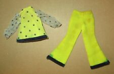 New listing Takara Vintage Licca Yellow Pant Suit Tlc Sold As-Is
