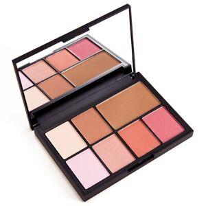 AUTHENTIC NARS NARSissist Cheek Studio Palette Blush Laguna Bronzer $65 RV BNIB