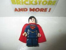 Lego - Minifigures - Superman - Dark Blue Suit sh077