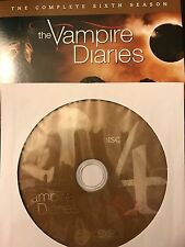 The Vampire Diaries - Season 6, Disc 4 REPLACEMENT DISC (not full season)