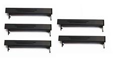 Lot of 5 For Dell Latitude E6500 Precision M4400 Laptop Hard Drive Caddy Covers