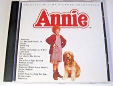 Annie ~ Original Soundtrack ~ NEW CD ALBUM  ~ tomorrow ~ It's a hard knock life