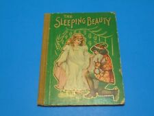 The Sleeping Beauty & Other Fairy Stories Book Antique 1902 Illustrated