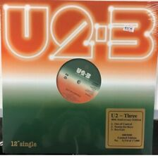 "U2 Three 40th Anniversary Edition NEW SEALED 12"" Single RSD 2019"