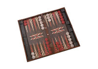 Master GamesT66 -Backgammon-Tavla-43cmx22cmx5,0cm, NEU/OVP